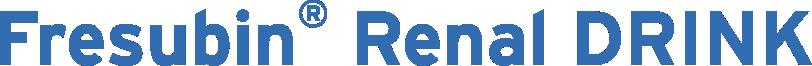Text logo Fresubin Renal