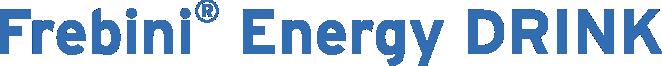 Text logo Frebini dla dzieci