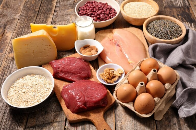 Białko – rola, rodzaje i zapotrzebowanie
