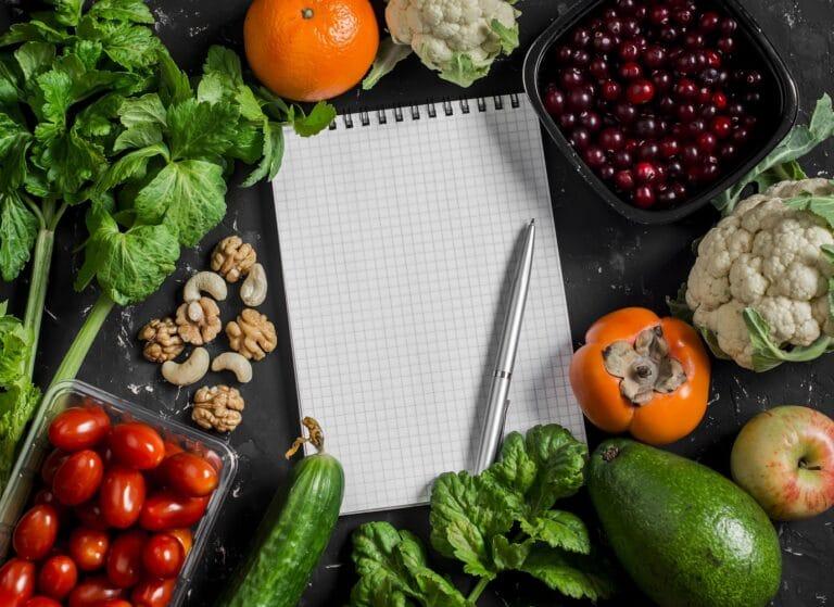 Osoby cierpiące na Mukowiscydozę powinny prowadzić dzienniczek żywieniowy