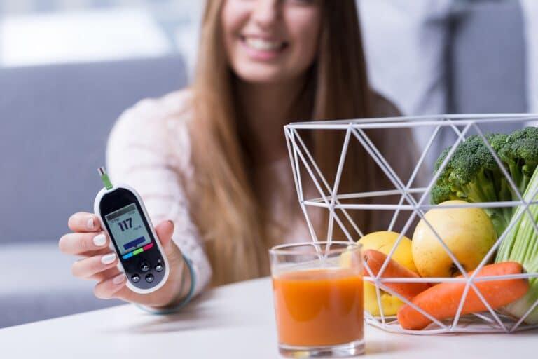 Wymienniki węglowodanowe w diecie diabetyka