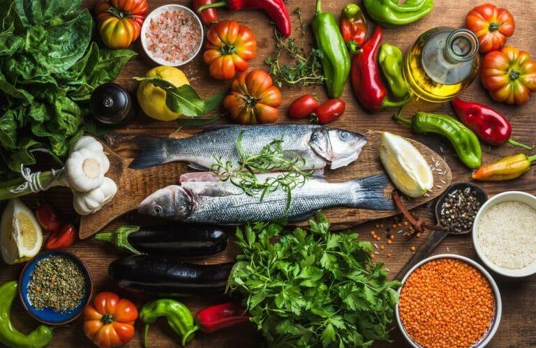 Dieta śródziemnomorska – zasady