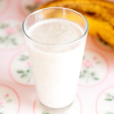 Koktajl bananowo-miodowy